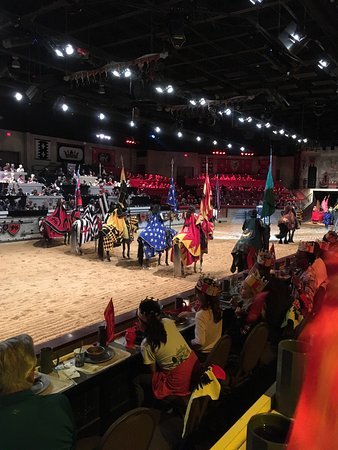 Medieval Times Maryland Castle: photo1.jpg