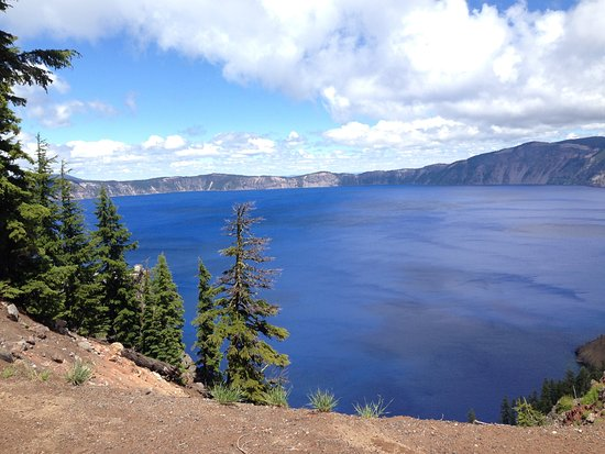 Rim Drive: It really is that blue!