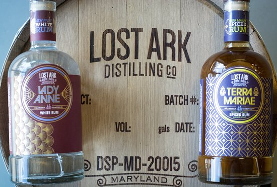 ‪Lost Ark Distilling Company‬
