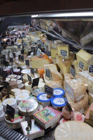 C'est fromage.