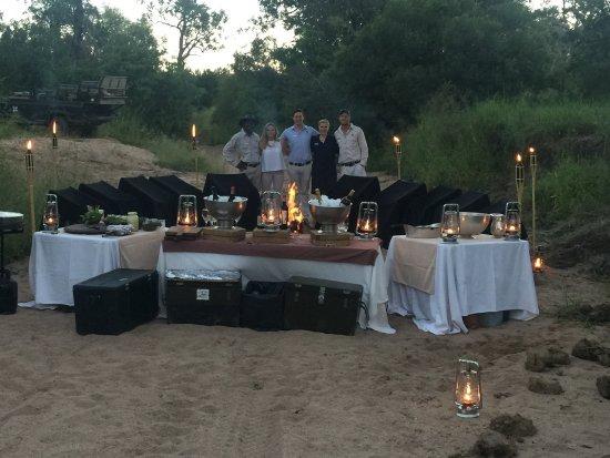 Londolozi Private Game Reserve, Νότια Αφρική: Amazing trip
