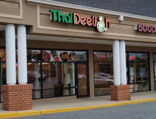Ashburn, فيرجينيا: Storefront