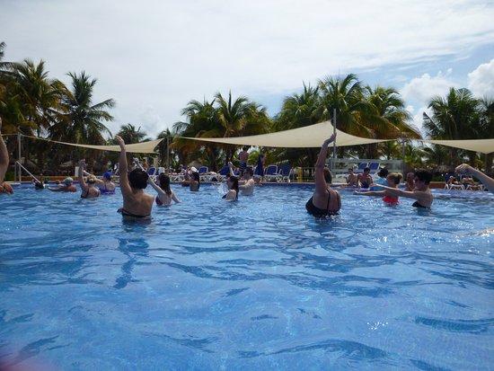 Viva Wyndham Maya : aqua gym