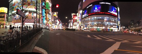 Photo of Tourist Attraction Kabukicho at Shinjuku, Japan