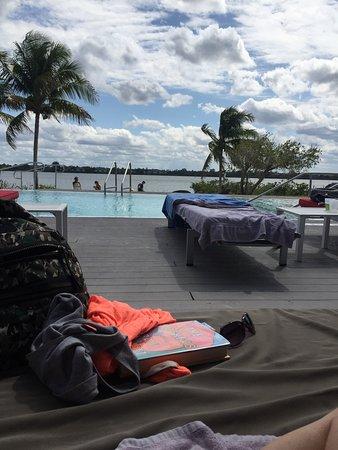 Port Saint Lucie, Floryda: The Calm Pool. Miss it already....
