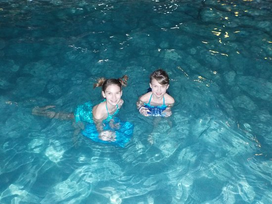 Mankato, MN: Just keep swimming!