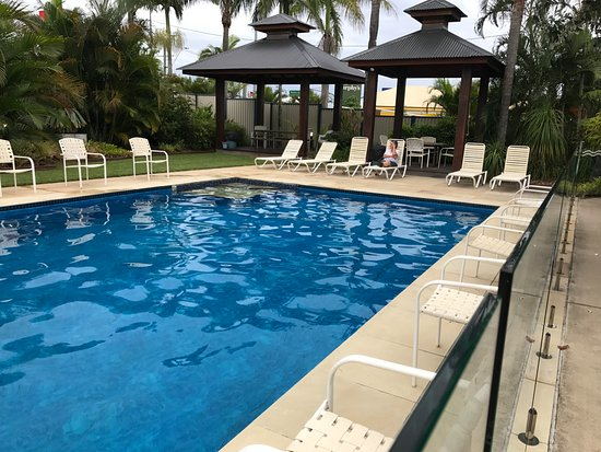 Caloundra, Australia: Lovely pool