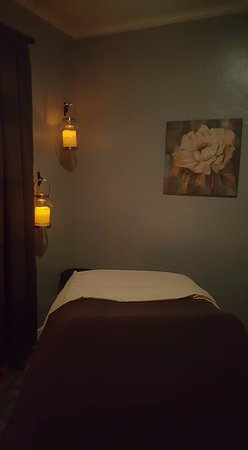 Branson West, MO: Massage Room