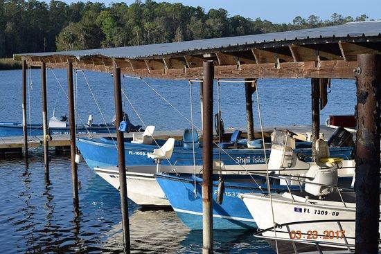Shell Island Fish Camp Imagem