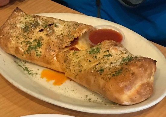Draper, UT: Pepperoni Roll!