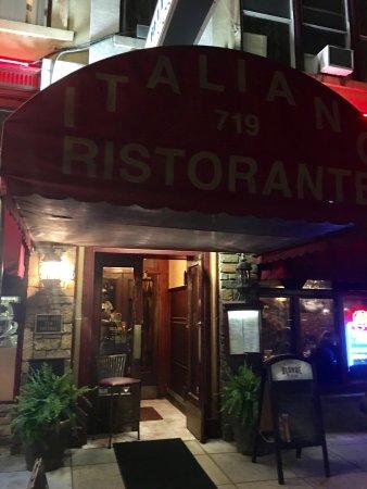Italian Restaurants Hot Springs Ar Menu