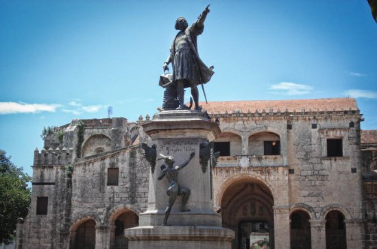 Full-Day Santo Domingo City Tour from ...