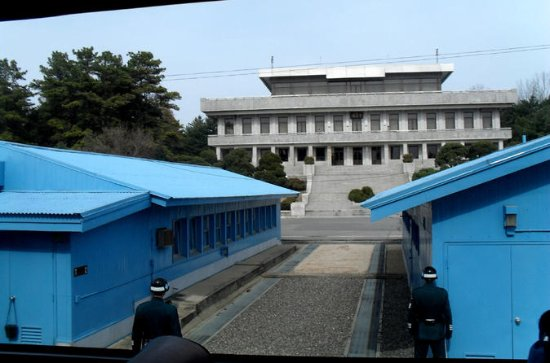 Korean Joint Security Area (JSA) Tour ...
