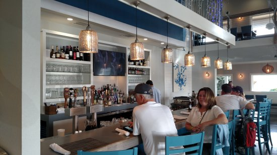 Southern Shores, NC: A beautiful restaurant with friendly staff.