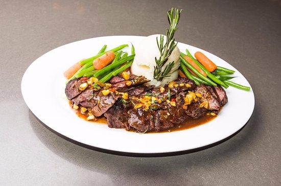 Jackson Heights, NY: Hanger Steak