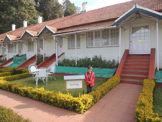 Taj Savoy Hotel, Ooty: Great Royal Rooms with a excellent service