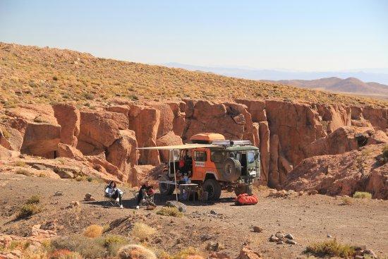 San Pedro de Atacama, Chile: Quebrada nacimiento, which translates into ¨the ravine of birth/origin¨ is one of our favorite