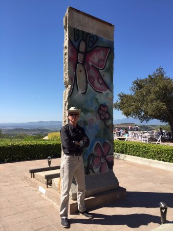 Simi Valley, CA: Piece of the Berlin Wall