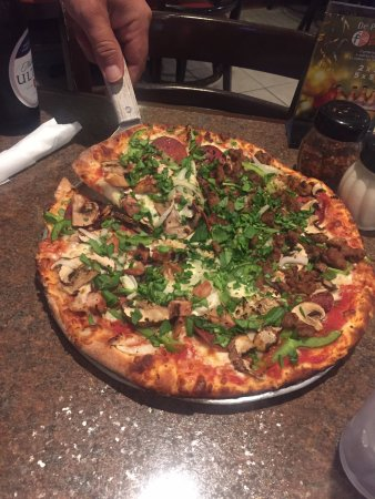 Bayamon, Porto Rico : Pizza