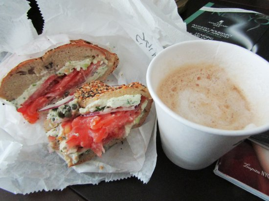 Photo of American Restaurant Ess-a-bagel at 831 3rd Ave, New York, NY 10022, United States