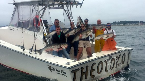 Boston fishing charters quincy ma anmeldelser for Fishing charters boston