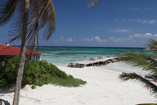 Mangos Jamaica : Our beautiful natural beach