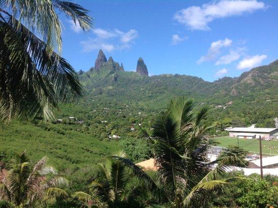Ua Pou, Polinésia Francesa: Les pics