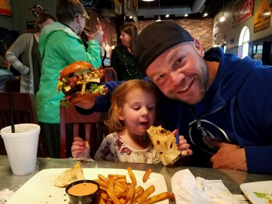 Springville, UT: Quesadilla and Fries