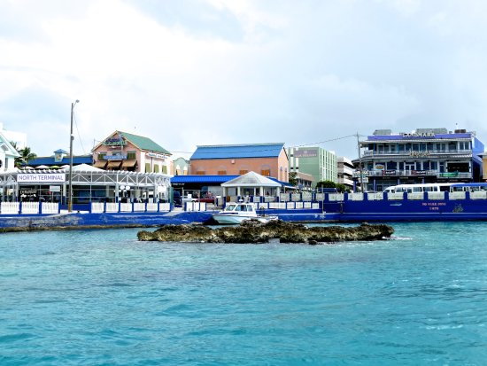 George Town, Grand Cayman: you will find it here
