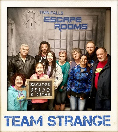 Twin Falls, ID: Team Strange
