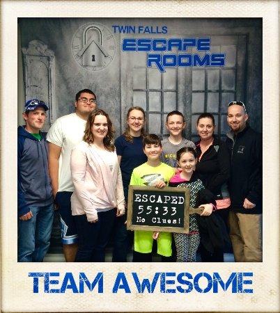 Twin Falls, ID: Team Awesome