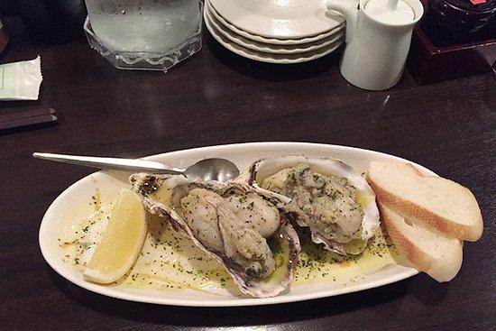 Mametanuki: 香草牡蠣