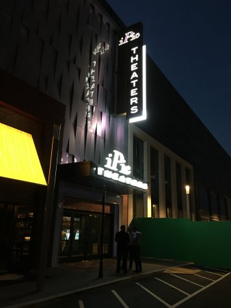 Fort Lee, Nueva Jersey: Ipic Theatre