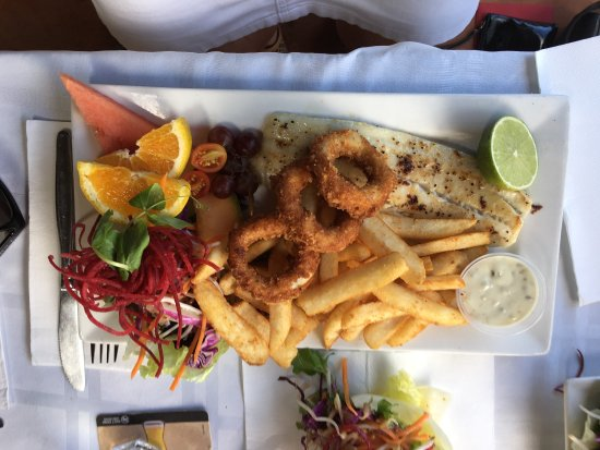 Nambucca Heads, Australia: Fantastic food and venue. Strongly recommend this tavern. Good value, generous servings, great s