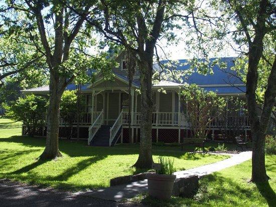 ซาลาโด, เท็กซัส: Holland House
