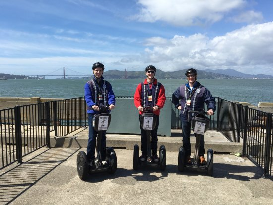 Electric Tour Company Segway Tours: Melanie is awesome!