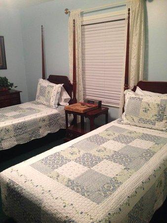 Glen Ferris, Virginie-Occidentale : The room we stayed in.