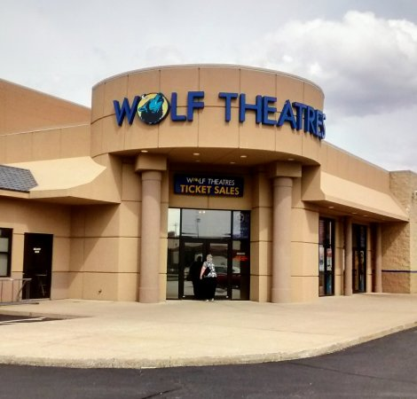 Greensburg, IN: Wolf Theatres