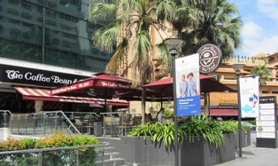 Good Coffee Avoid Kallang Wave Mall Outlet The Coffee Bean Tea Leaf Singapore Traveller Reviews Tripadvisor