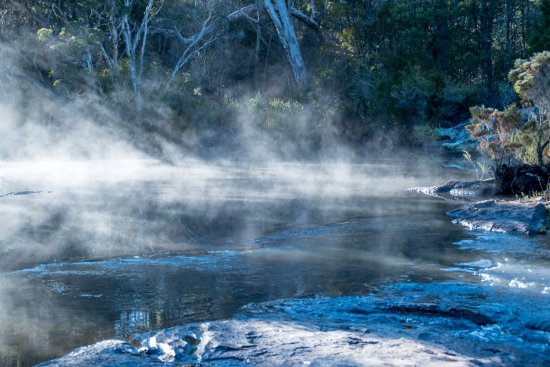 Ballandean, Australië: Early moring at Girraween