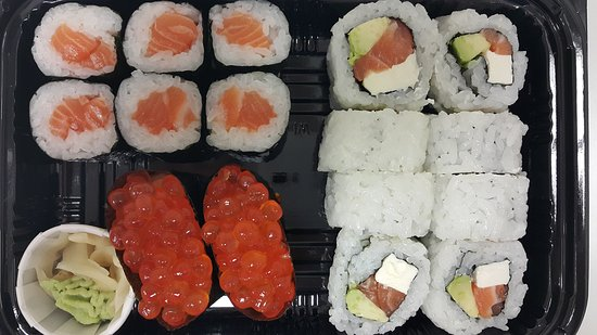 Coquitlam, Canadá: Togo Sushi