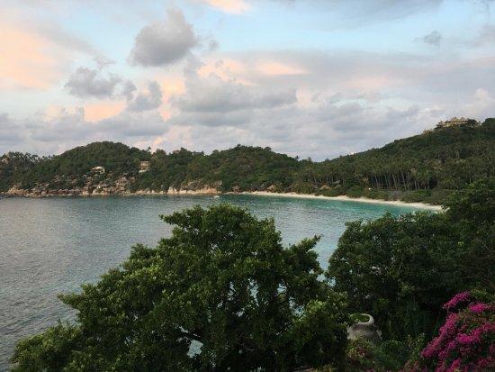 Jamahkiri Resort & Spa: View from Room 7