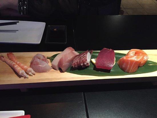 Hoshiya Korean & Japanese Restaurant: Sharing platter