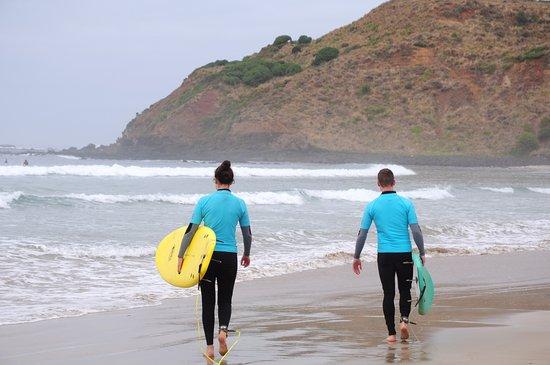 Cowes, Australia: Surfing