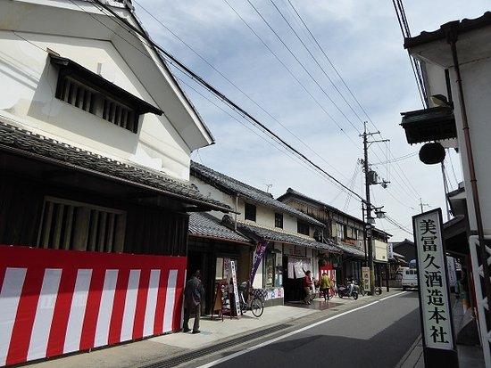 Mifuku Sake Brewery