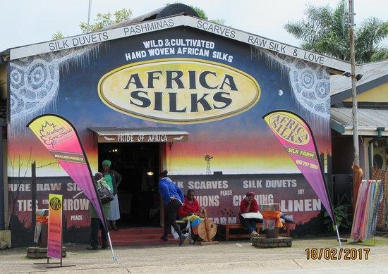 Graskop, South Africa: Africa Silks