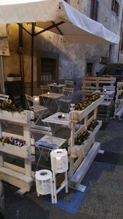 Cerreto Guidi, Italia: Wineria Aperitivino
