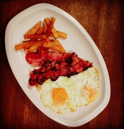 Viladrau, Spain: Esmorzars a Can Berri