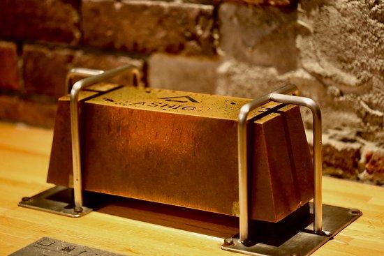 Ashio Dozan: 銅のインゴット