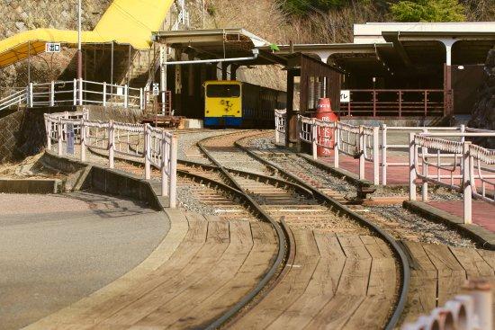 Ashio Dozan: トコッロの線路
